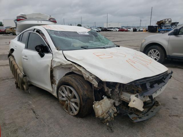 Salvage cars for sale from Copart Tulsa, OK: 2015 Mazda 6 Sport