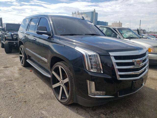Cadillac Escalade salvage cars for sale: 2016 Cadillac Escalade