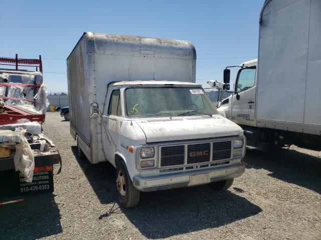 Salvage cars for sale from Copart Vallejo, CA: 1989 GMC Cutaway VA