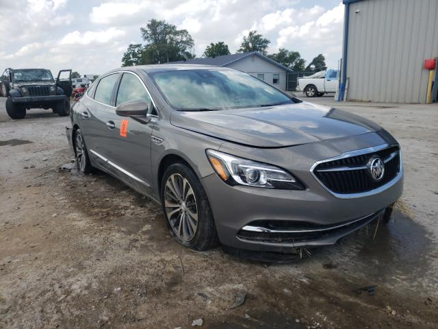 Salvage cars for sale from Copart Sikeston, MO: 2019 Buick Lacrosse P