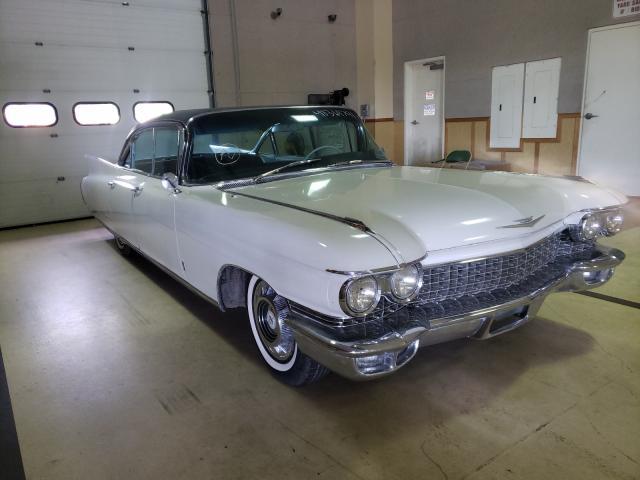 1960 Cadillac Fleetwood en venta en Exeter, RI