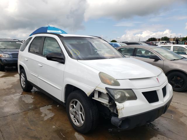Pontiac Aztek salvage cars for sale: 2004 Pontiac Aztek
