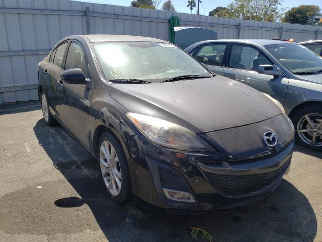 Salvage cars for sale from Copart Vallejo, CA: 2010 Mazda 3 S