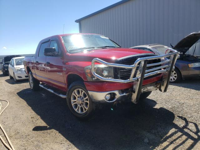 Salvage cars for sale from Copart Helena, MT: 2008 Dodge RAM 1500