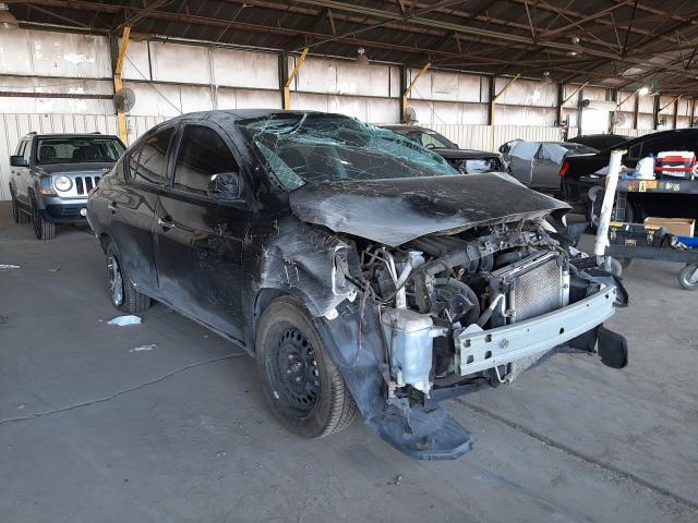 Salvage cars for sale from Copart Phoenix, AZ: 2019 Nissan Versa S