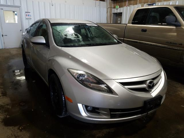 Salvage cars for sale from Copart Anchorage, AK: 2012 Mazda 6 I