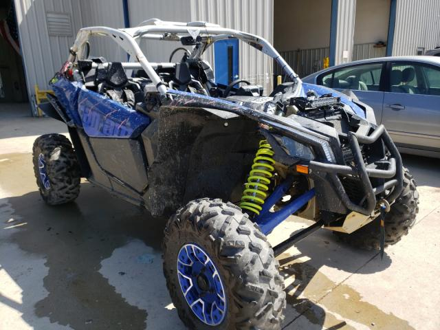 Salvage cars for sale from Copart Florence, MS: 2020 Can-Am Maverick X
