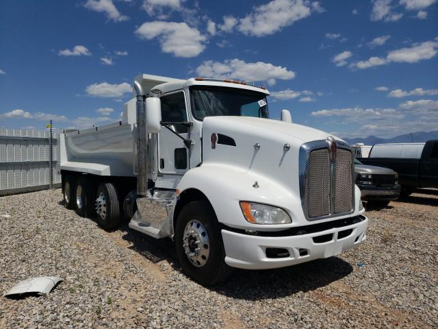 Kenworth Vehiculos salvage en venta: 2015 Kenworth Construction