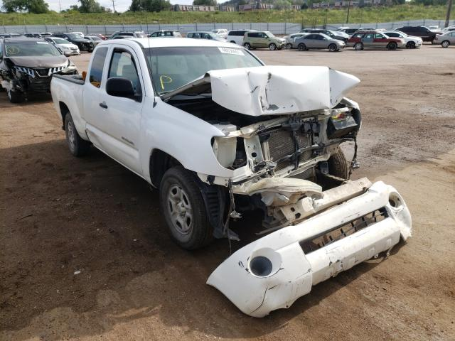 Salvage cars for sale from Copart Colorado Springs, CO: 2008 Toyota Tacoma ACC