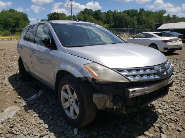 Nissan Vehiculos salvage en venta: 2007 Nissan Murano SL