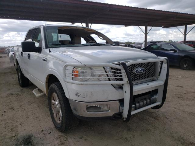 Salvage cars for sale from Copart Temple, TX: 2004 Ford F150 Super