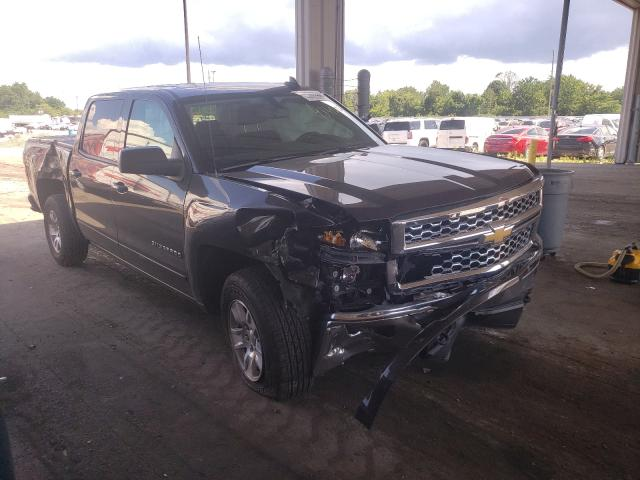 Salvage cars for sale from Copart Fort Wayne, IN: 2015 Chevrolet Silverado