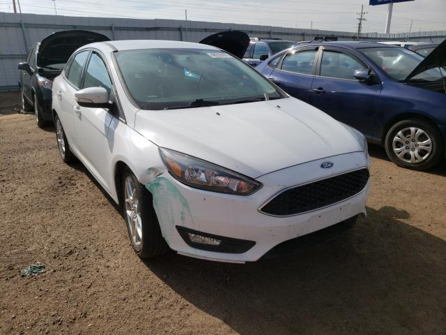 Salvage cars for sale from Copart Denver, CO: 2015 Ford Focus SE