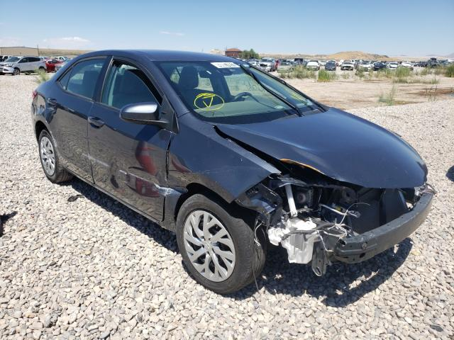 Salvage cars for sale at Magna, UT auction: 2019 Toyota Corolla L