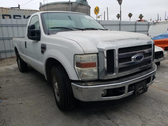 Vehiculos salvage en venta de Copart Wilmington, CA: 2009 Ford F250 Super