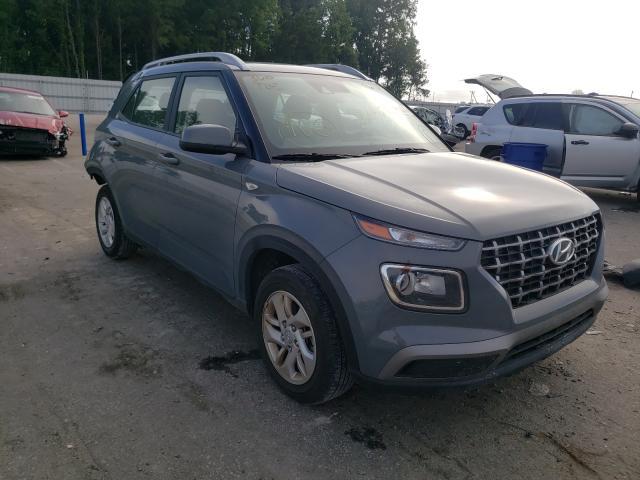 Hyundai Venue salvage cars for sale: 2020 Hyundai Venue