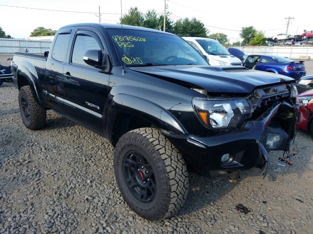 Salvage cars for sale from Copart New Britain, CT: 2015 Toyota Tacoma ACC