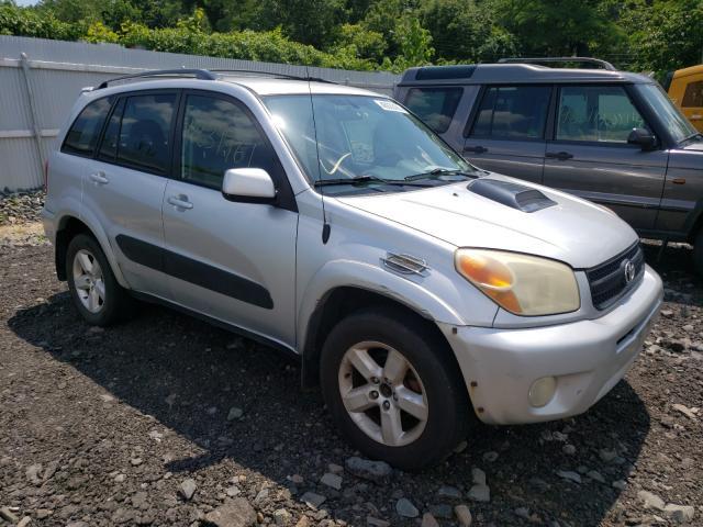 Vehiculos salvage en venta de Copart Marlboro, NY: 2004 Toyota Rav4