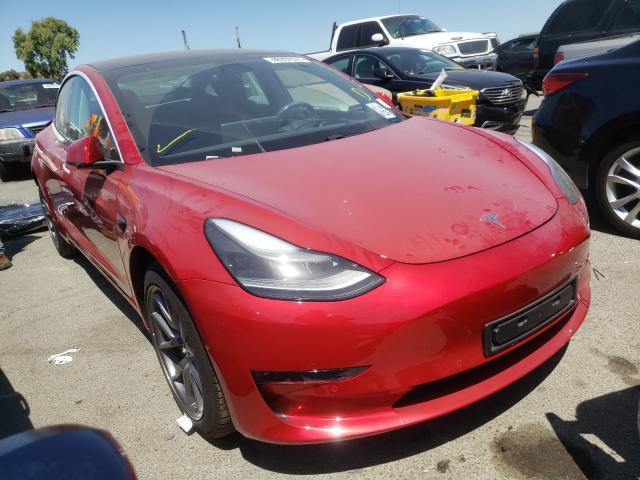 Vehiculos salvage en venta de Copart Martinez, CA: 2021 Tesla Model 3
