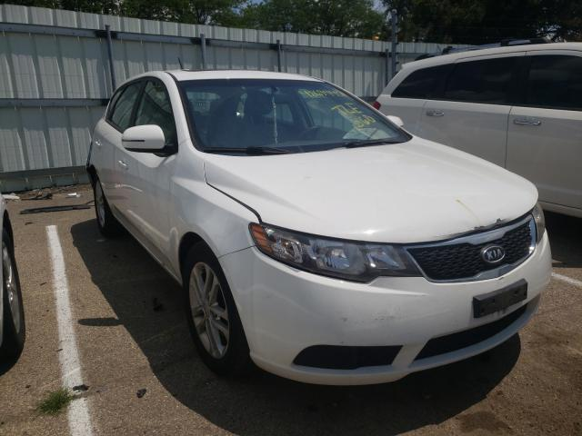 Vehiculos salvage en venta de Copart Moraine, OH: 2012 KIA Forte EX