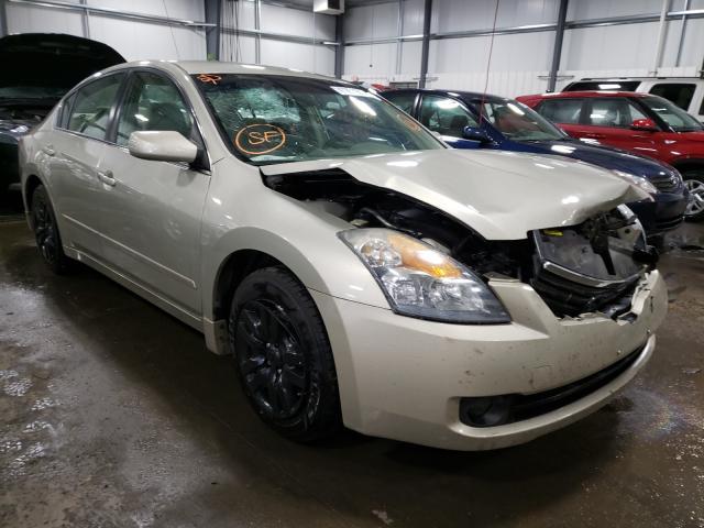 Nissan Vehiculos salvage en venta: 2009 Nissan Altima 2.5