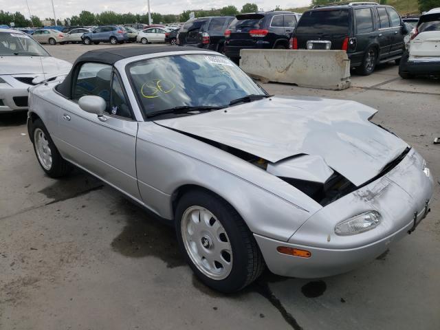 Mazda salvage cars for sale: 1991 Mazda MX-5 Miata
