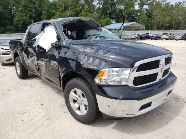 Salvage cars for sale from Copart Midway, FL: 2021 Dodge RAM 1500 Class