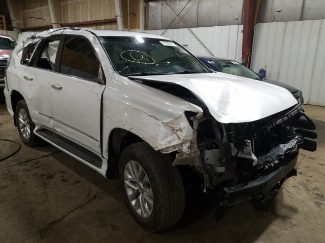 Salvage cars for sale from Copart Anchorage, AK: 2017 Lexus GX 460