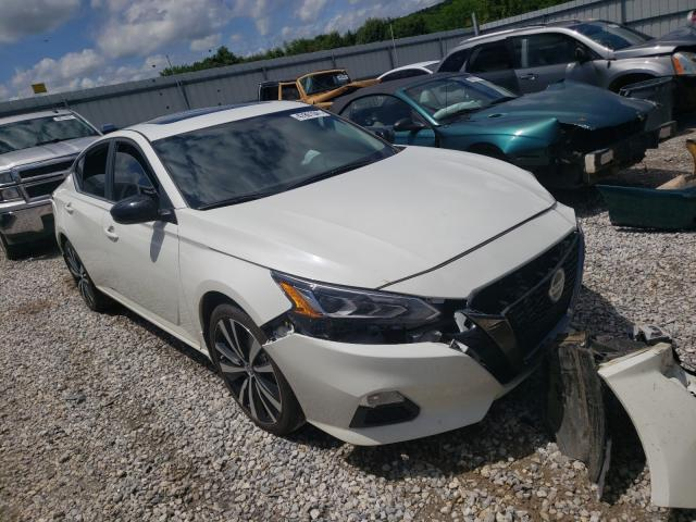 Salvage cars for sale from Copart Prairie Grove, AR: 2021 Nissan Altima SR