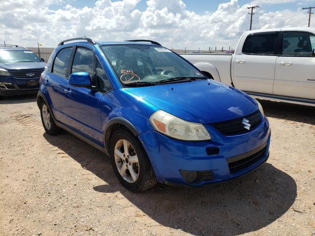 Salvage cars for sale from Copart Andrews, TX: 2007 Suzuki SX4