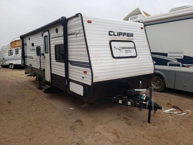 Coachmen Vehiculos salvage en venta: 2019 Coachmen Clipper