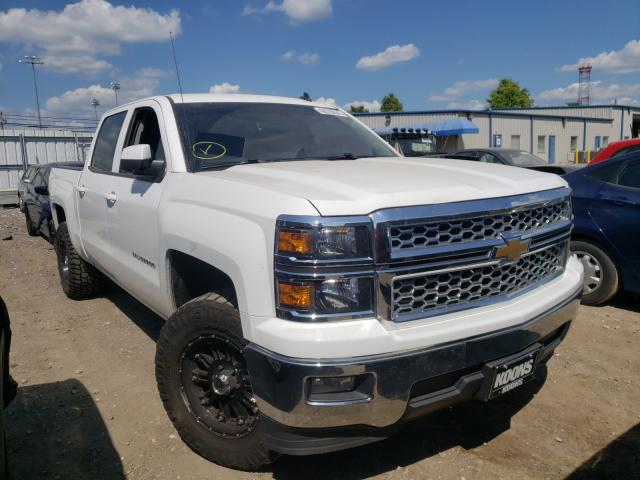 Salvage cars for sale from Copart Finksburg, MD: 2014 Chevrolet Silverado