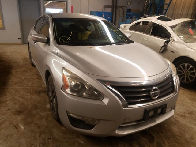 Salvage cars for sale from Copart Wheeling, IL: 2015 Nissan Altima 2.5