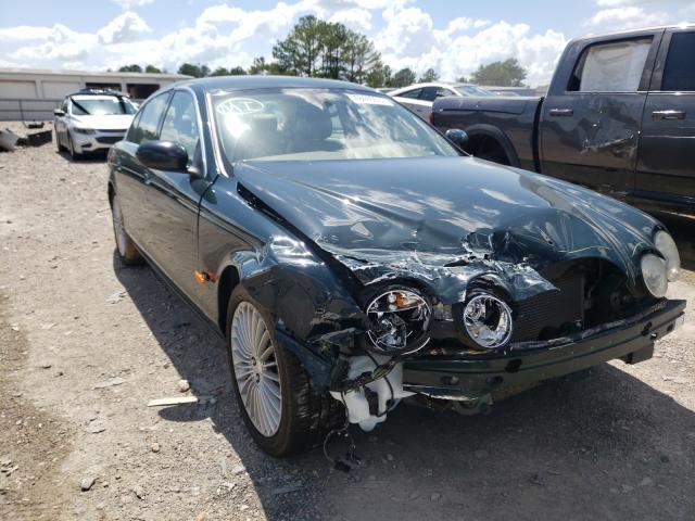 Jaguar Vehiculos salvage en venta: 2005 Jaguar S-TYPE 4.2