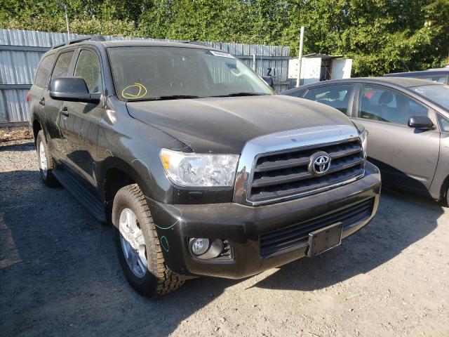 2012 Toyota Sequoia SR en venta en Arlington, WA