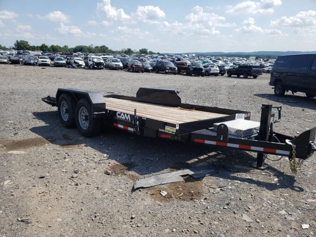 Salvage cars for sale from Copart Pennsburg, PA: 2021 CAM Trailer