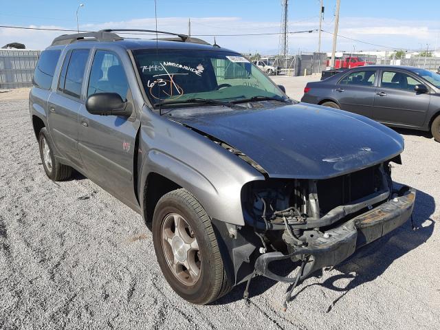 Chevrolet Trailblazer salvage cars for sale: 2005 Chevrolet Trailblazer