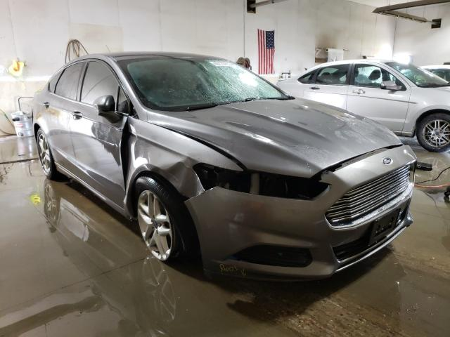 Salvage cars for sale from Copart Portland, MI: 2013 Ford Fusion SE