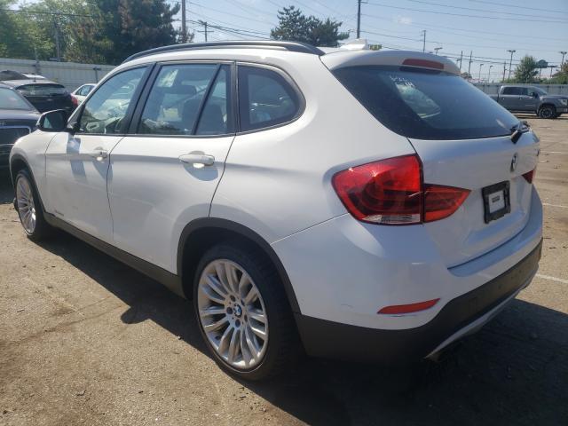 2015 BMW X1 XDRIVE2 WBAVL1C5XFVY34571