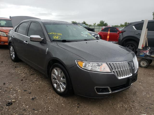 Salvage cars for sale from Copart Kansas City, KS: 2011 Lincoln MKZ