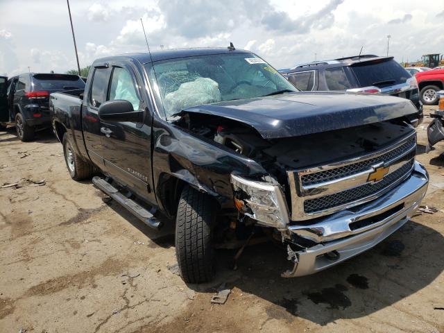 Vehiculos salvage en venta de Copart Woodhaven, MI: 2012 Chevrolet Silverado