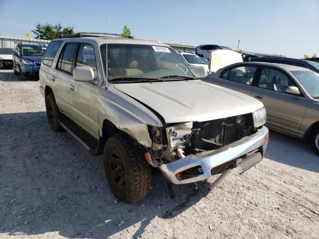 Salvage cars for sale from Copart Walton, KY: 1996 Toyota 4runner SR