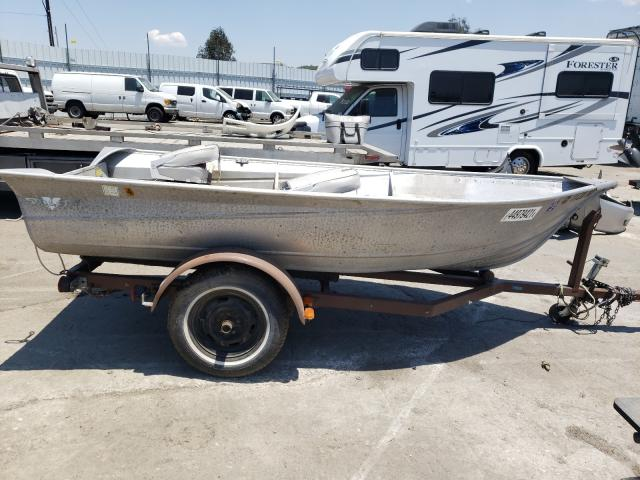Salvage cars for sale from Copart Sun Valley, CA: 2005 Special Construction Marine Trailer