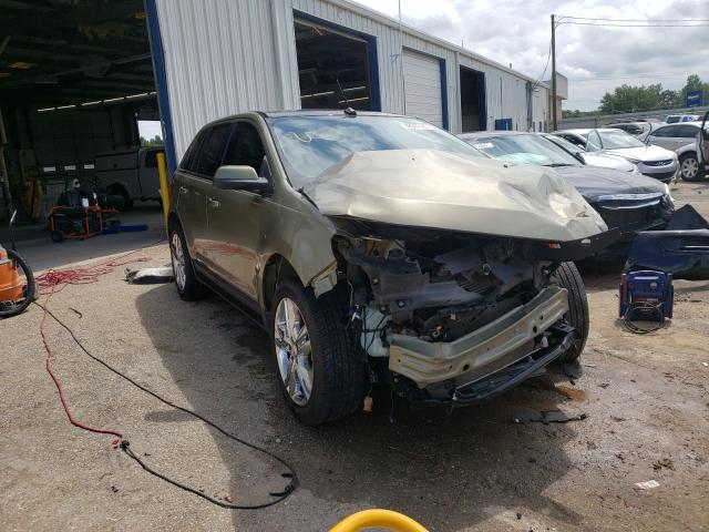 Ford Edge salvage cars for sale: 2012 Ford Edge