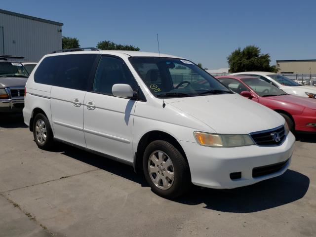 2002 Honda Odyssey EX for sale in Sacramento, CA