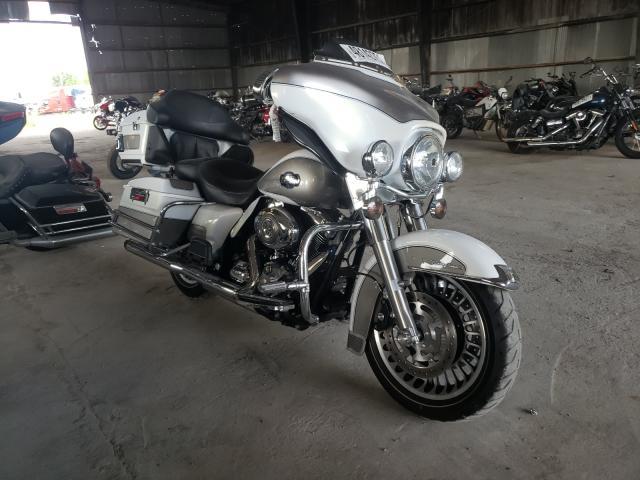 Salvage cars for sale from Copart Lebanon, TN: 2009 Harley-Davidson Flhtcu