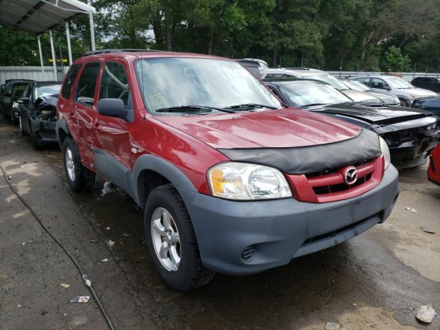 Vehiculos salvage en venta de Copart Austell, GA: 2006 Mazda Tribute I