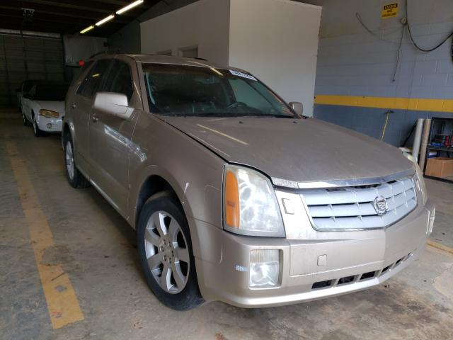 Salvage cars for sale from Copart Mocksville, NC: 2006 Cadillac SRX