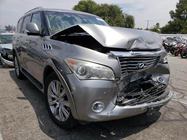 Infiniti salvage cars for sale: 2013 Infiniti QX56