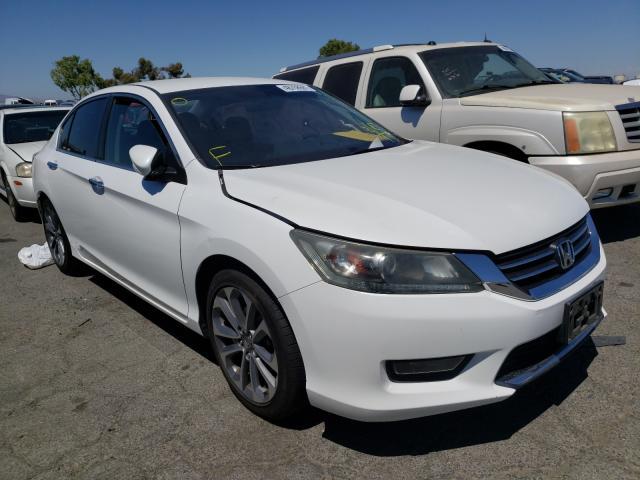 Vehiculos salvage en venta de Copart Martinez, CA: 2015 Honda Accord Sport